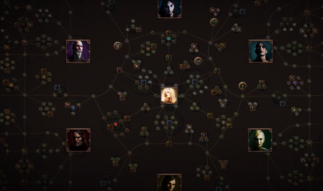Path Of Exile Getting Started Guide: Character Classes, Skills, Gems