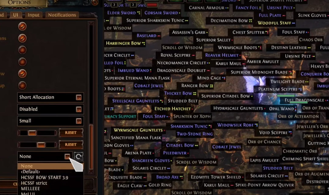 How To Install And Use Path Of Exile Loot Filters?